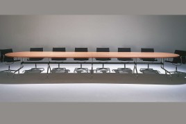 Konferenz und Besprechung