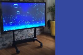 Interaktive Bildschirme